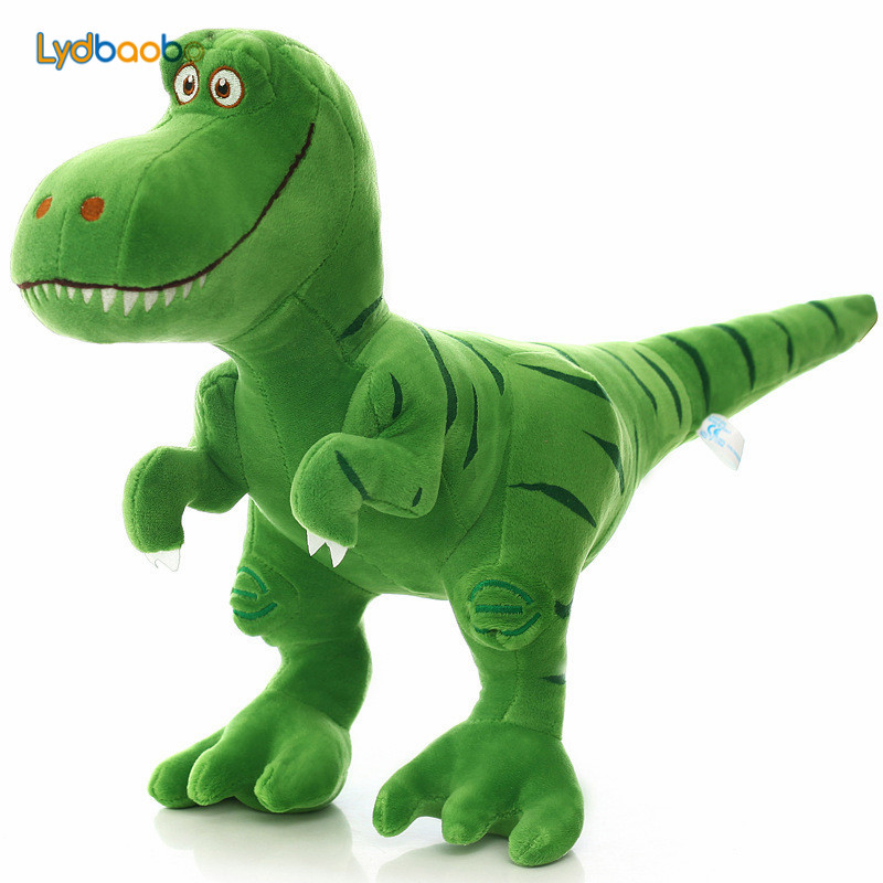 1pc Hot 40-100cm Dinosaur Plush Toys Hobbies Cartoon Tyrannosaurus Stuffed Toys Doll Children Boys Baby Birthday Christmas Gifts