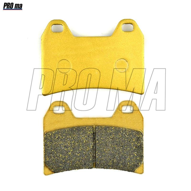 Motorcycle Brake Pads Front Racing quality For CAGIVA Raptor650 2000-07 1000 Raptor/V-Raptor 2000-05