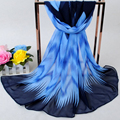 Good Deal New Fashion Women Bohemia Chiffon Soft Scarf Long Section Of Scarves Gift 1PC