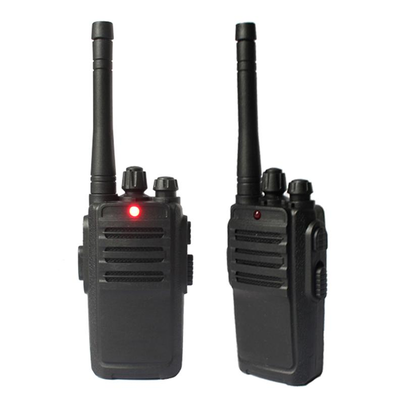 2pcs Baby Handheld Battery Operated Walkie Talkies