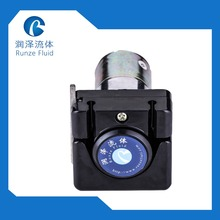 Easy Install Mini Peristaltic Pump 12v Brushed DC Water Chemicals Dosing