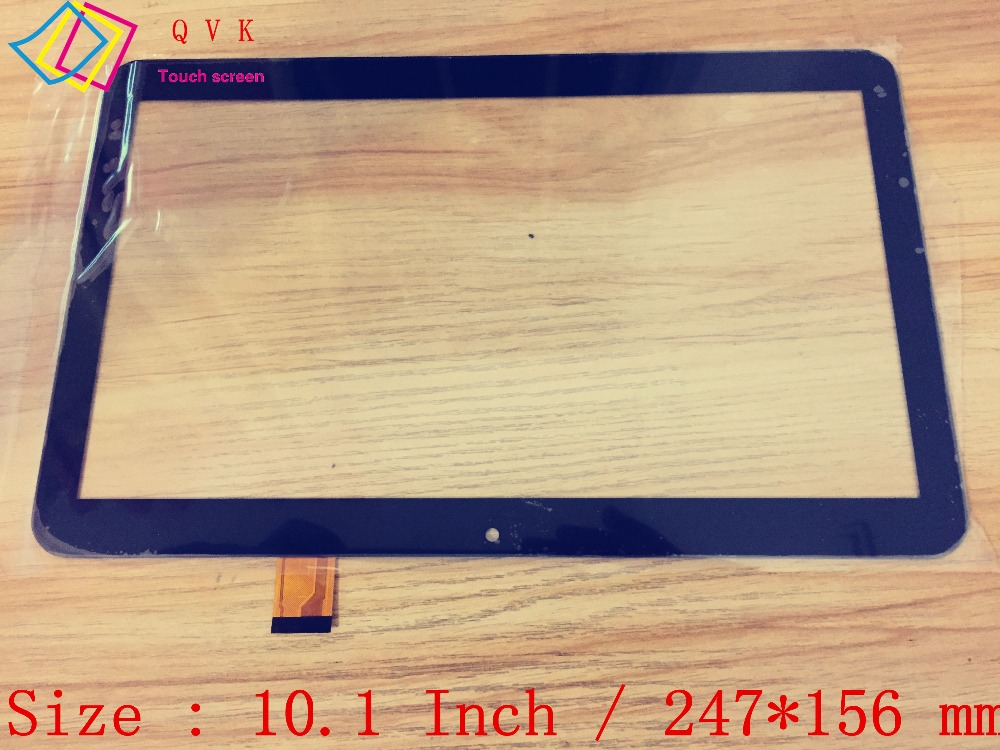 New 10.1 Inch For DIGMA CITI 1511 3G CT1117PG Tablet Pc Capacitive Touch Screen Glass Digitizer Panel CT1117PG