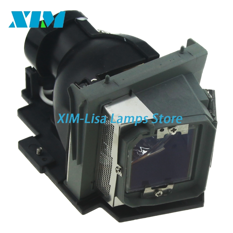 Free Shipping Original 725-10134 / 317-1135 / U535M Projector lamp With housing for DELL 4210X/DELL 4310WX/DELL 4610X projectors цена 2017