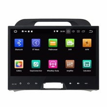 KLYDE 10.1″ 2 Din 8 Core Android 8.0 For KIA Sportage 2010-2012 Car Multimedia Player 1024*600 Audio Without DVD