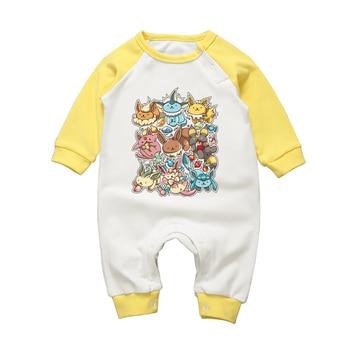 Barboteuse Bébé Coton Pokémon Team