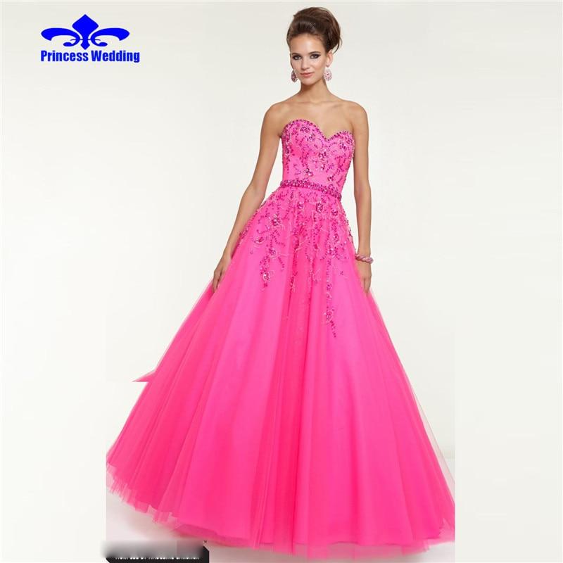 New Vestidos De 15 Anos Elegant Heavy Beaded A Line Gown Sweetheart Quinceanera Dresses Formal Dresses Prom Dresses