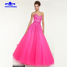 New vestidos de 15 anos Elegant Heavy Beaded A line Gown Sweetheart Quinceanera dresses Formal Dresses