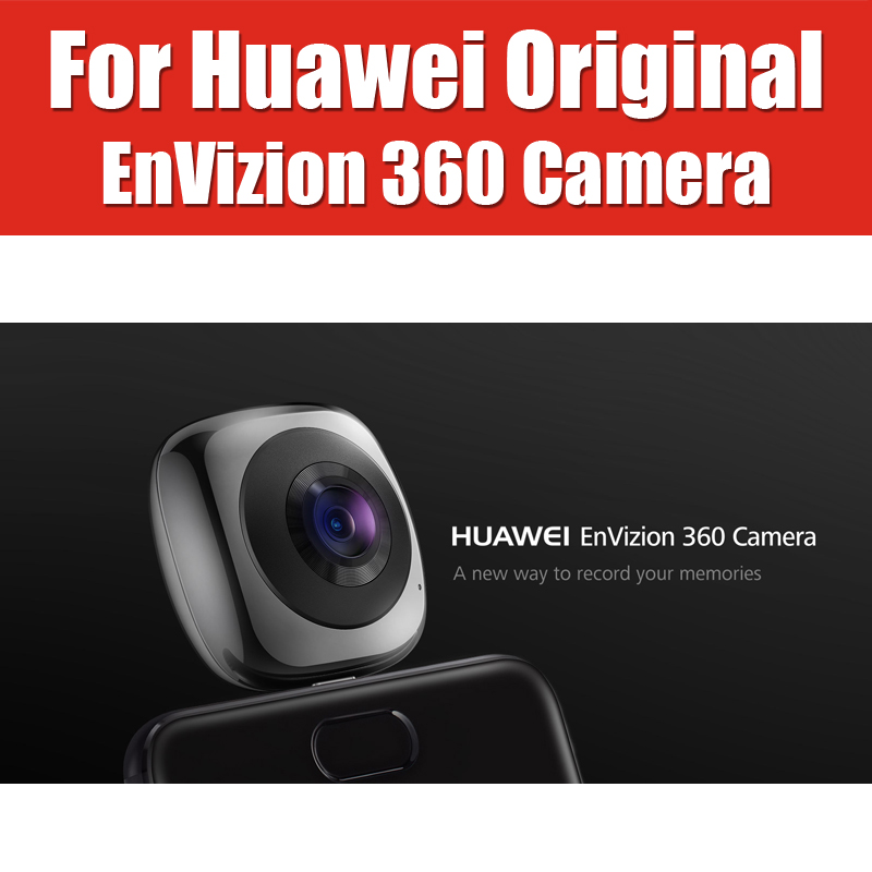CV60 Original HUAWEI EnVizion 360 Camera Apply To P30 Pro Mate20 Pro Panoramic Camera Lens Hd 3D Live Sports Camera(China)