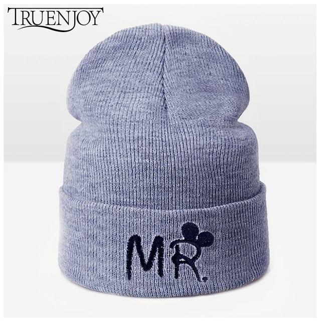 TRUENJOY Модная одежда для детей, Детская мода зимняя шапка теплая вязаная зимняя шапка для детей Hat Skullies шапочки детская брендовая одежда для мальчиков и девочек шапка Прямая доставка