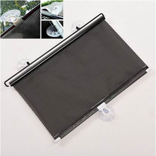 New Rollback Window Sun Shade Screen Cover Sunshade Protector Car Auto Truck Left Right Side Windshield Solar Protection