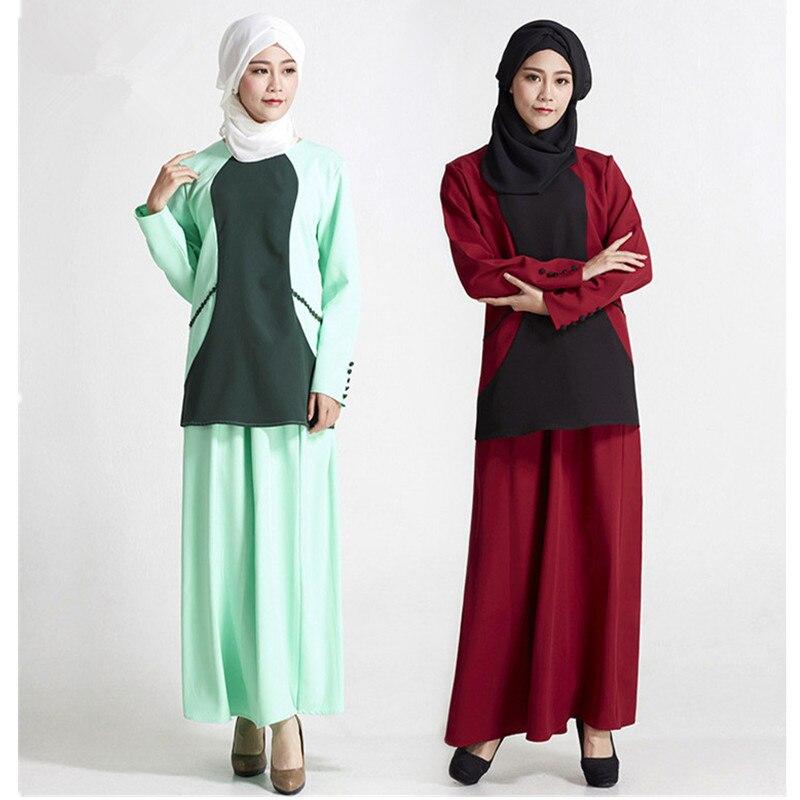 Singapore Women Fashion: Factory Wholesale 2017 Singapore Malay Fashion Muslim