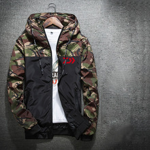 Winter / Spring  Jackets Camouflage Fashion 2020