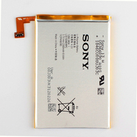 Original Sony LIS1509ERPC Battery For Sony Xperia SP M35h HSPA LTE C5302 C5303 C5306 C530x 2300mAh