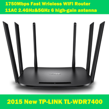 NEW TP-LINK WDR7400 1750Mbps 11AC 6 Antenna Fast wifi extender wireless dual-band router for home computer networking
