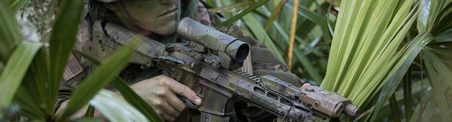 Luger 3 9x32 caça escopos 4 16x40