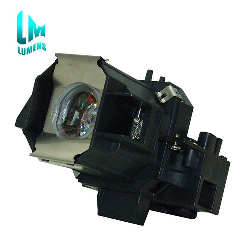 ELPLP39 V13H010L39 с корпуса для Epson TW700 TW980 EMP TW1000 EMP TW2000 лампы проектора долгий срок службы