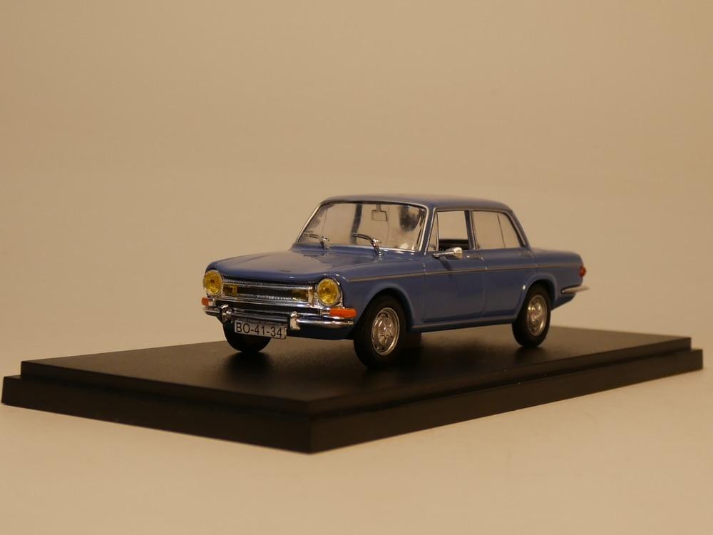 IST 1:43 SIMCA 1301 SPECIAL Diecast Model Car