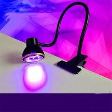 50 Вт 395 США ЕС вилка Длина волны ультрафиолетовая УФ Сушилка для ногтей Светодиодный УФ-клей отверждающая лампа зеленая масляная фиолетовая лампа для маникюра для гель-лака