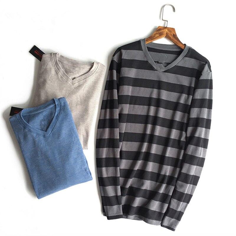 Для мужчин футболка, с длинными рукавами, разноцветные футболки, большие размеры, молодые Для мужчин одежда, модная одежда, рубашки, осенняя ...