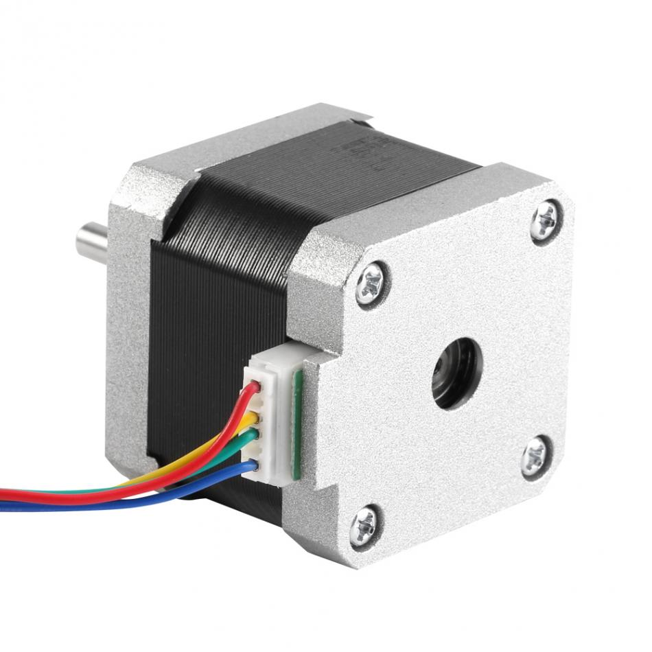 VBESTLIFE 17HS4401 4 wire Nema17 Stepper Motor 1.7A For Printer and ...
