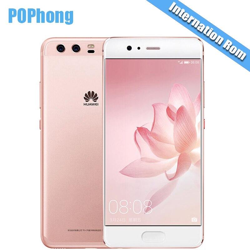 bilder für Internationalen Firmware Huawei P10 Plus 6G RAM 64G/128G/256G ROM 5,5 zoll Android Handy Kirin 960 Octa-core 20.0MP + 12.0MP