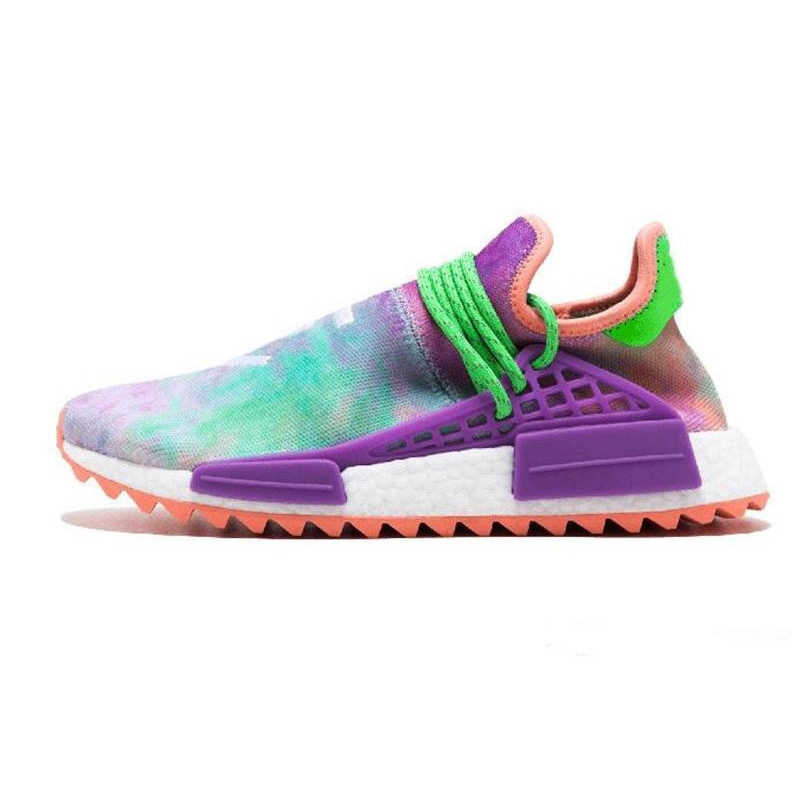 best service ca01e c697c Human Race Pharrell Williams X NMD Sports Running Shoes Discount Cheap  Athletic Mens Shoes For Men