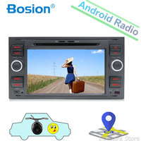 Car Multimedia Player 2Din Car Radio GPS Android 8.1 For Ford Focus 2 Mondeo C Max S Max Ford Fiesta Kuga Fusion Galaxy dvd auto