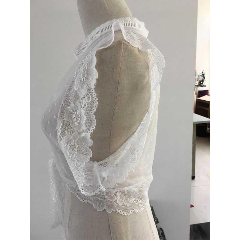 Женский бюстгальтер с глубоким v-образным вырезом, сексуальное нижнее белье, с вырезами, на косточках, новый белый, один размер, бюстгальтеры
