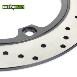 Image 5 - BIKINGBOY Rear Brake Disc Rotor Disk + Pads DL 650 V Strom 04 10 DL 650 ABS / Traveller 07 10 DL 1000 02 09 08 2007 06 05 04 03
