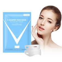 Miracle V-Shaped Mask Lifting Face Neck Mask Eliminate Edema Firming Thin Face Slimming Bandage Peel-off Mask Skin Care EFERO