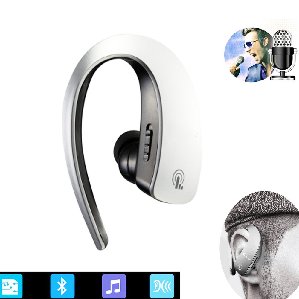 Bluetooth Headset Cell Phone Headset With Microphone Office Wireless Headset Earpiece Bluetooth Headphone For Apple Iphone X 9 8 In Bluetooth Earphones Headphones From Consumer Electronics On Aliexpress