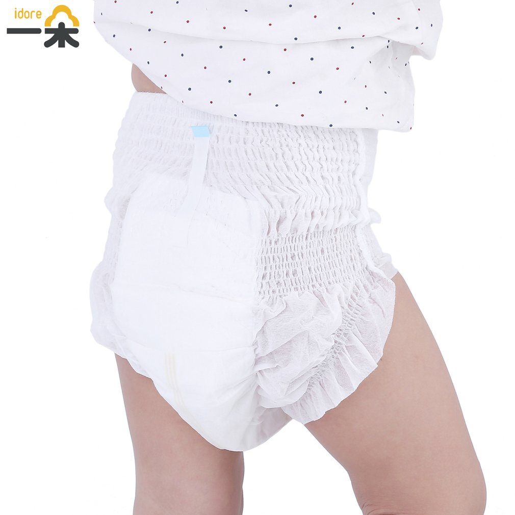 Diapers Idore Size L For 9 13kg 48 Pcs Baby Diaper