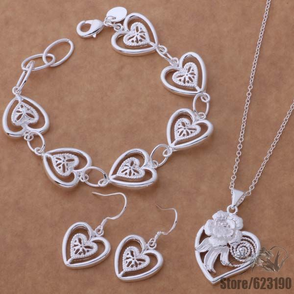 AS316 silver plated ewelry set,silver  fashion jewelry set  /gclaotsa hoxaqgea