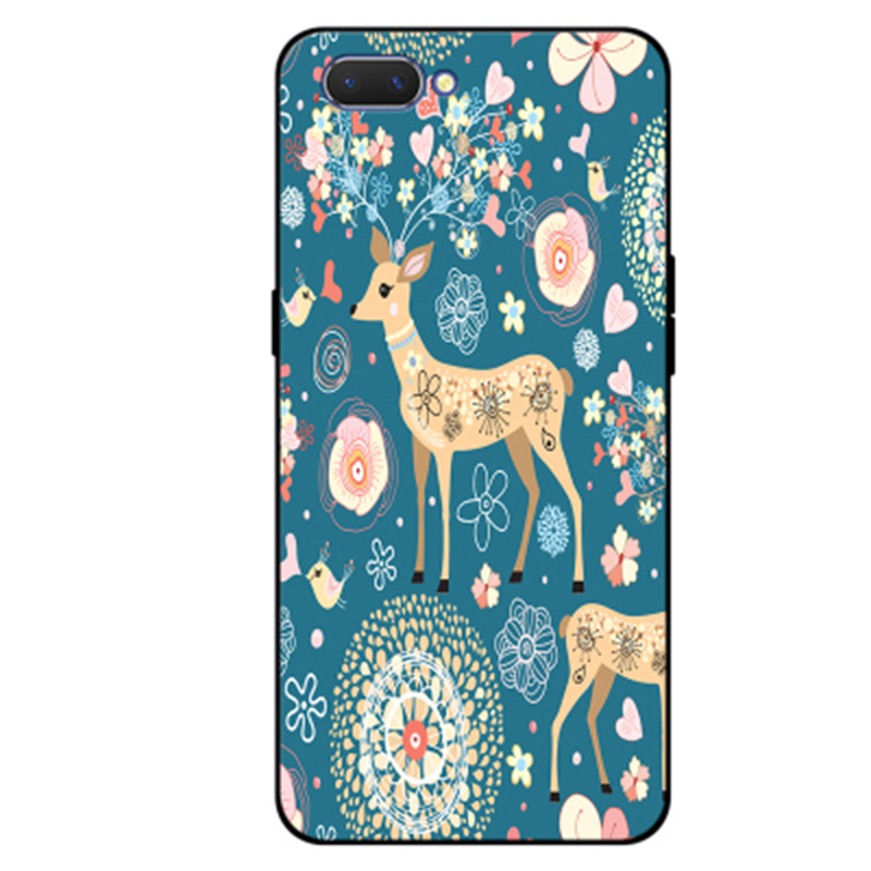 6.2Inch For OPPO AX5 Case Cute Cartoon Soft Phone Case OPPOAX5 Cover Protection Shell For OPPO A X5 Fundas Capas For OPPO AX 5
