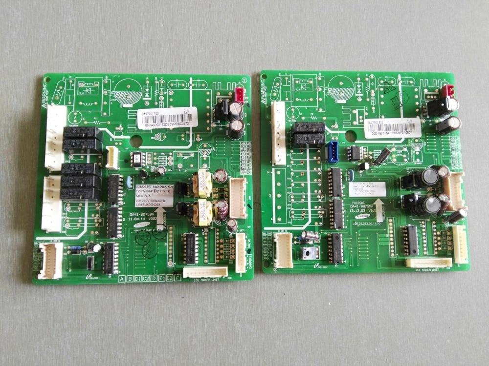 DA4100759A DA9200142D DA9200142J Refrigerator Board Tested