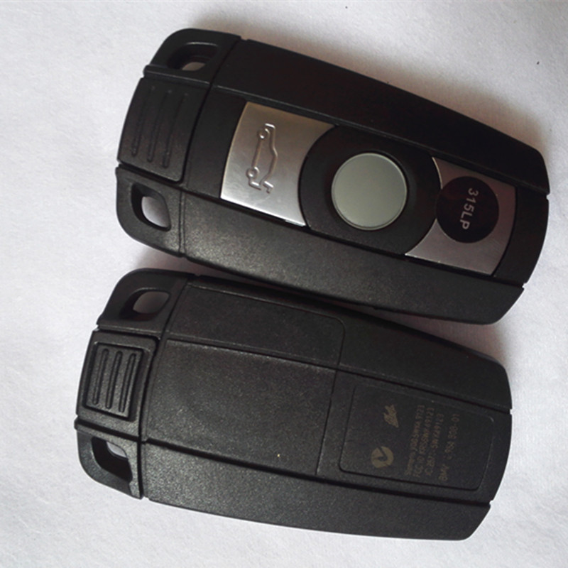 DAKATU 315/315LP/433/868 เมกะเฮิร์ตซ์ 3 ปุ่มรีโมทสมาร์ทคีย์สำหรับ BMW CAS3 3,5 series x1 X6 Z4 E60.E61. e90.E92. e93.E70.71. ID7944