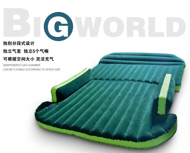 Lowest Price Suv Inflatable Mattress With Air Pump Travel Camping