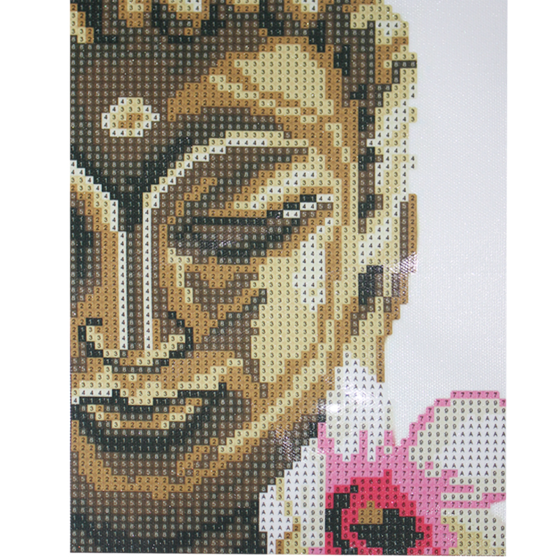 5d diy diamond painting cross stitch 3d diamond embroidery kits Buddha statue picture diamond mosaic Home Decor paintings