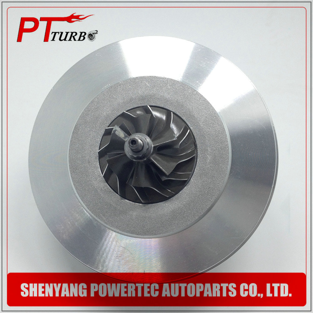Powertec GT1544V turbocharger cartridge CHRA 753420 750030-0002 740821-0002 for Ford Citroen Peugeot BMW Volvo Mazda 1.6 HDI