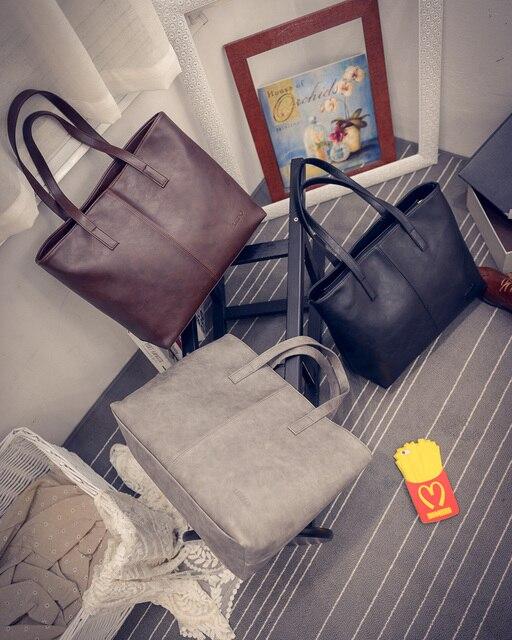 2016 новые тенденции моды в Европе и Америке локомотива простой ручной плече сумка мешок большой емкости крест tide