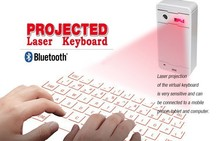 Portable Virtual Laser keyboard and mouse for Ipad Iphone Tablet PC Bluetooth Projection Projected Keyboard Wireless Speaker