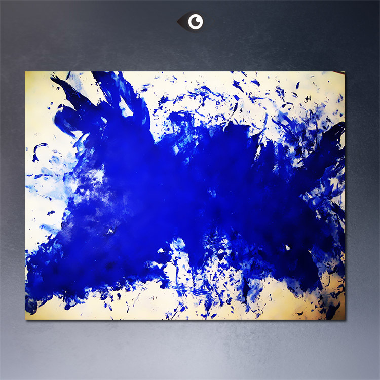 Compare prices on abstract art blue online shopping buy for Buy abstract art online