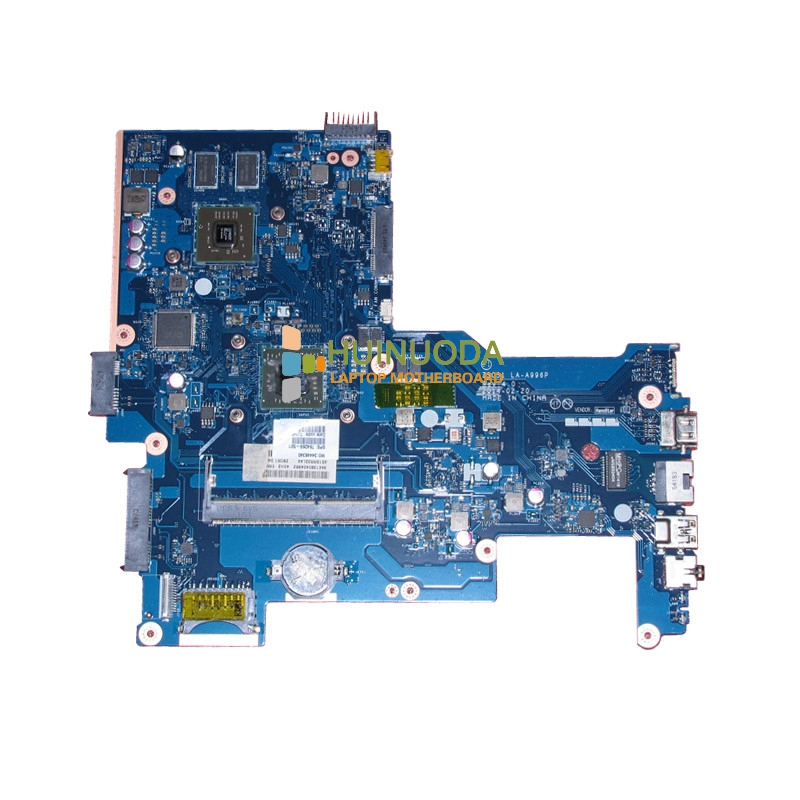все цены на NOKOTION 764269-501 For HP 15-G series laptop motherboard 764269-001 ZSO51 LA-A996P Rev4.0 A8-6410 в интернете