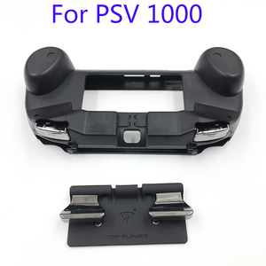 Image 2 - L3 R3 Matte Hand Grip Handle Joypad Stand Case with L2 R2 Trigger Button For PSV1000 PSV 1000 PS VITA 1000 Game Console