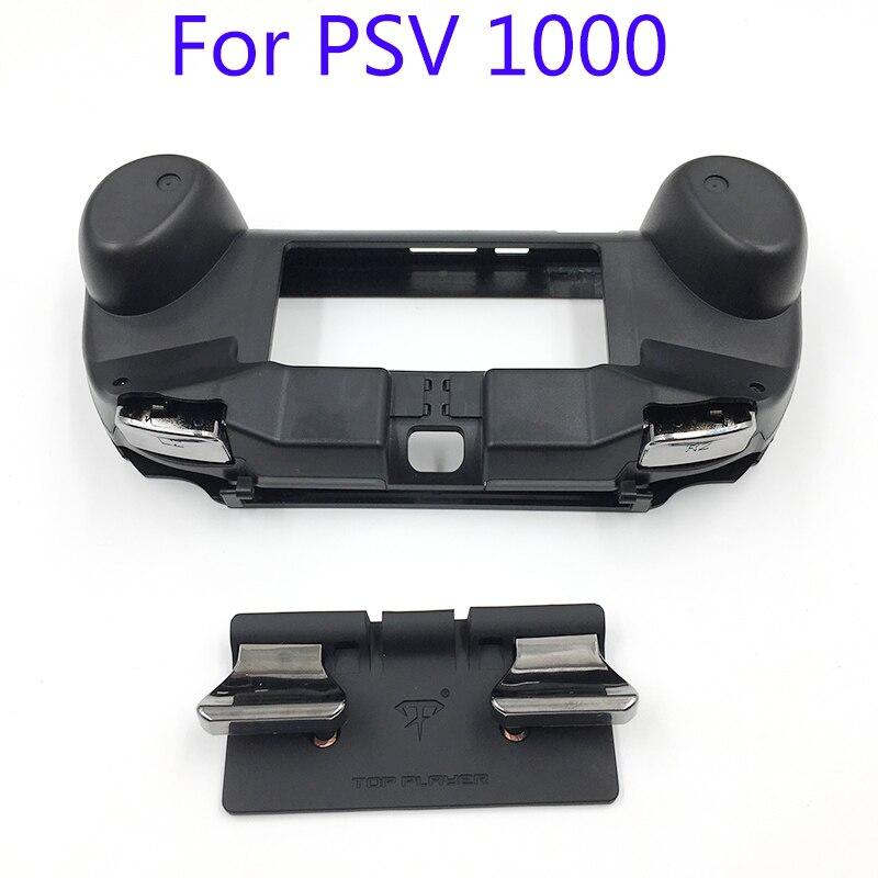 L3 R3 mat poignée poignée Joypad Stand Case avec L2 R2 bouton de déclenchement pour PSV1000 PSV 1000 PS VITA 1000 Console de jeu - 2
