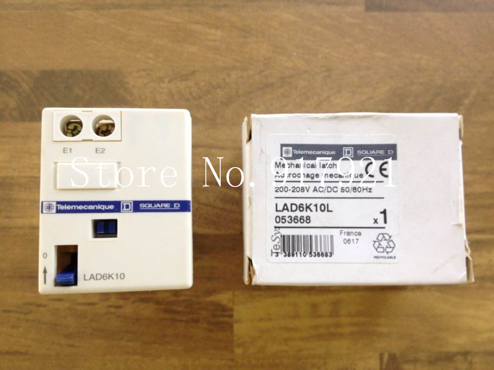 все цены на [ZOB] original (France) LAD6K10L contactor mechanical locking module 053668 imported --2pcs/lot онлайн