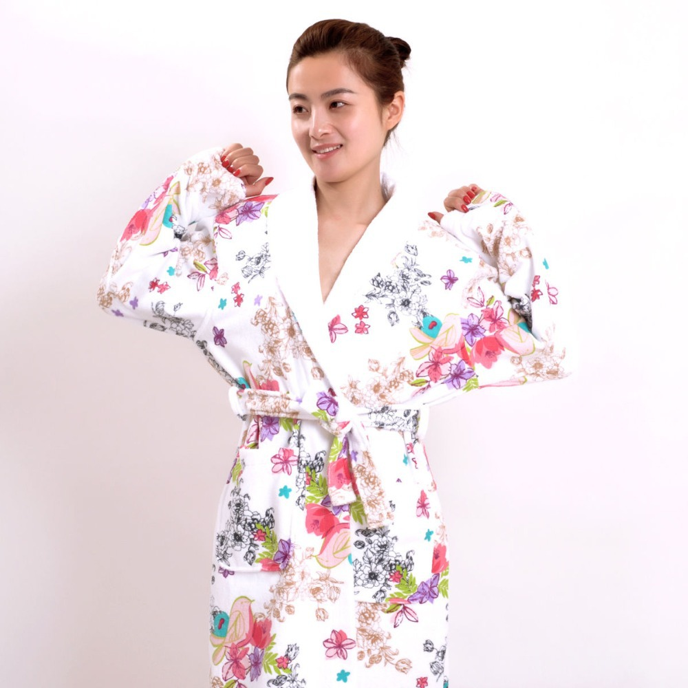 Enchanting Summer Dressing Gown Womens Ornament - Wedding and ...