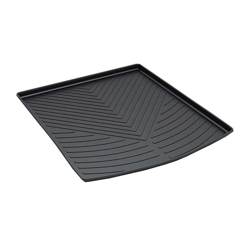 Heated Trunk Mat For Audi Old A6L,Durable Waterproof Luggage Mats trunk mat for ford mondeo 2008 2014 durable waterproof luggage mats tray for dogs