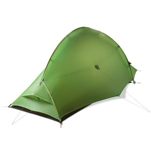 Image 4 - 3F UL Gear Waterproof 2 Person Backpacking Self Standing Tent Ultralight 15D Silicone 2 Man 3 4 Season For Camping Double Layers