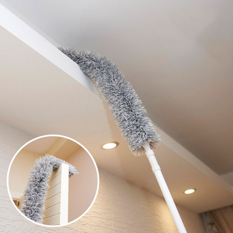 1PC Retractable Bending Dust…